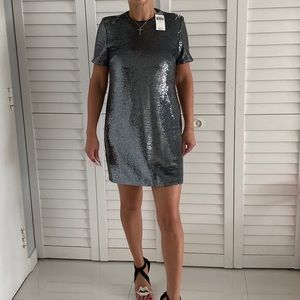 RalphLauren sequin dress size 4
